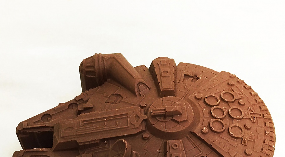 Comprar Star Wars en Chocolate Chocolate