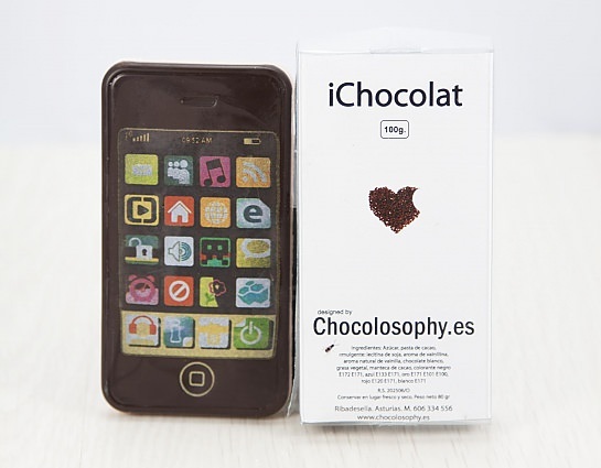 Iphone Chocolate